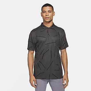 Nike Dri-FIT Tiger Woods Golfpolo til mænd