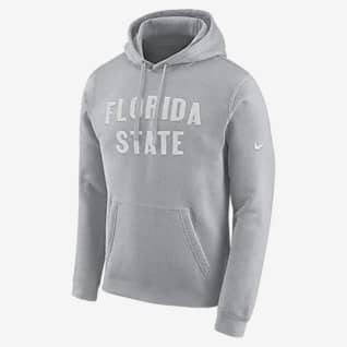 Nike College (Florida State) Sudadera con gorro para hombre