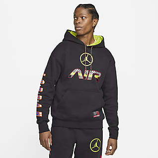 Jordan Sport DNA Ανδρική μπλούζα με κουκούλα HBR