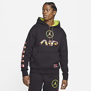 Jordan Sport DNA HBR-pullover-hættetrøje til mænd
