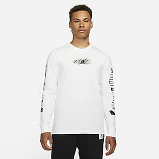 Jordan Jumpman Tee-shirt à manches longues pour Homme