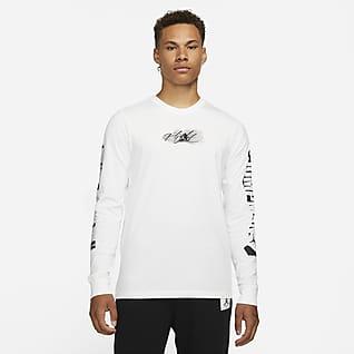 Jordan Jumpman Pánské tričko s dlouhým rukávem