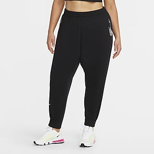 Nike Air Pantalon en tissu Fleece 7/8 pour Femme (grande taille)