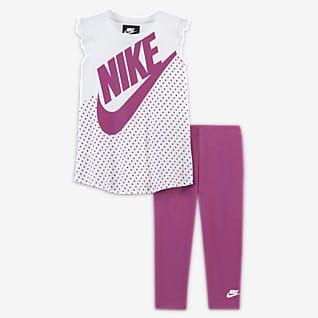 Nike Conjunto de prenda para la parte superior y leggings para bebé (de 12 a 24 meses)