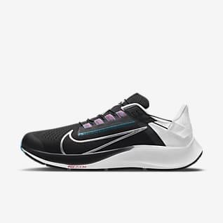 Nike Air Zoom Pegasus 38 FlyEase Straßenlaufschuh für einfaches An- und Ausziehen