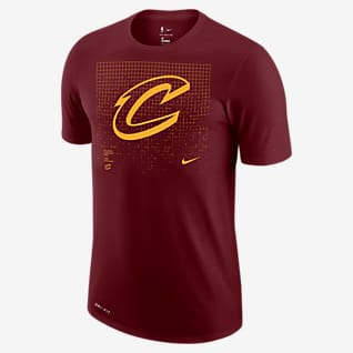 Cleveland Cavaliers Logo Grid Men's Nike Dri-FIT NBA T-Shirt