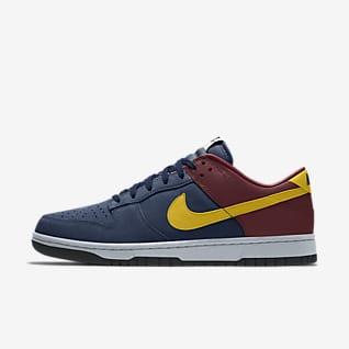 Nike Dunk Low By You Specialdesignad sko för kvinnor