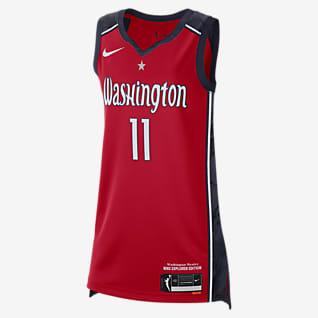 Elena Delle Donne Mystics Explorer Edition Camiseta Nike Dri-FIT WNBA Victory