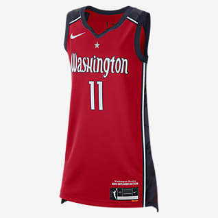 Elena Delle Donne Mystics Explorer Edition Nike Dri-FIT WNBA Victory Jersey