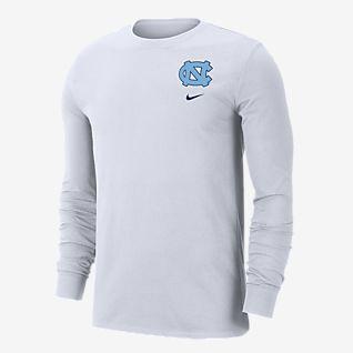 Nike College (UNC) Men's Long-Sleeve T-Shirt