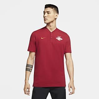 Spartak Moscow Herren-Poloshirt