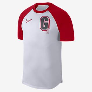 Nike College Dri-FIT (Georgia) Men's Raglan T-Shirt