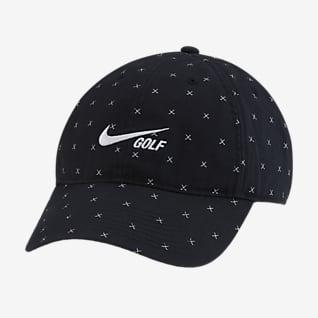 Nike Heritage86 Golfová kšiltovka vsepraném stylu
