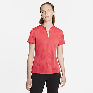 Nike Dri-FIT Victory Kadın Golf Polo Üst