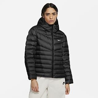 Nike Sportswear s péřovou výplní Dámská bunda Windrunner