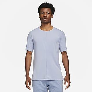 Nike Yoga Dri-FIT Camiseta de manga corta - Hombre