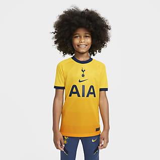 Terceiro equipamento Stadium Tottenham Hotspur 2020/21 Camisola de futebol Júnior