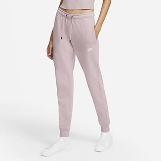 Nike Sportswear Essential Fleecebyxor för kvinnor