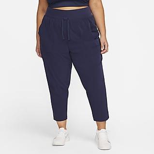 Nike Bliss Luxe Pantalones de entrenamiento 7/8 para mujer (talla grande)
