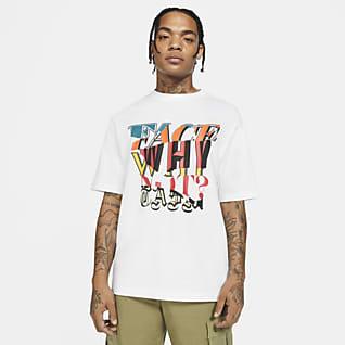Jordan Why Not? x Facetasm Men's Short-Sleeve T-Shirt