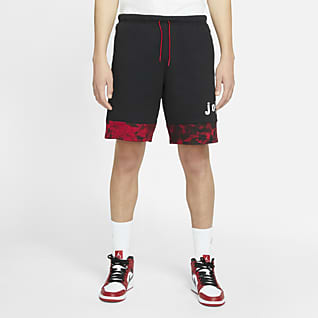 Jordan Legacy AJ6 Men's Graphic Fleece Shorts