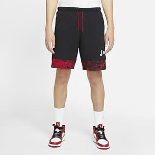 Jordan Legacy AJ6 Shorts de tejido Fleece con gráfico para hombre