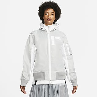 Nike x sacai Damenjacke