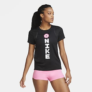 Nike Icon Clash เสื้อวิ่งผู้หญิง
