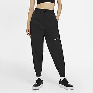 Nike Sportswear Swoosh 女款梭織長褲