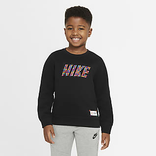 Nike Sportswear Club Fleece 幼童圆领上衣