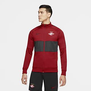 Spartak Moscow Men's Tracksuit Jacket