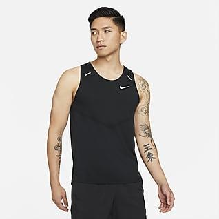 Nike Dri-FIT Rise 365 เสื้อกล้ามวิ่งผู้ชาย