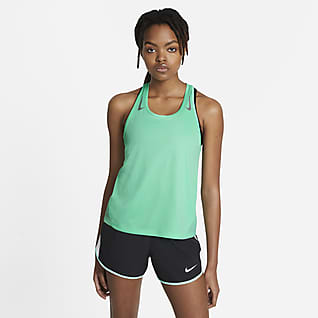 Nike Miler Haut de running pour Femme