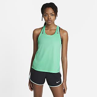 Nike Miler Hardloopsinglet voor dames
