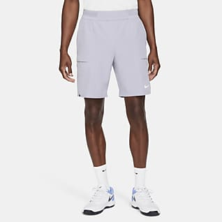 NikeCourt Dri-FIT Advantage Męskie spodenki tenisowe 23 cm