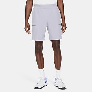 NikeCourt Dri-FIT Advantage Pantalón corto de tenis de 23 cm - Hombre