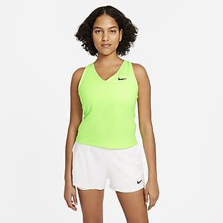 NikeCourt Victory Dámské tenisové tílko