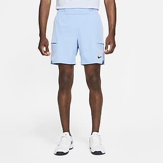 NikeCourt Dri-FIT Advantage Shorts de tenis de 18 cm para hombre