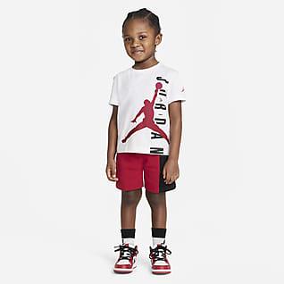 Jordan Jumpman Conjunto de playera y shorts para bebé