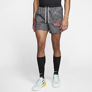 Nike Flex Stride Trailløbeshorts (13 cm) til mænd