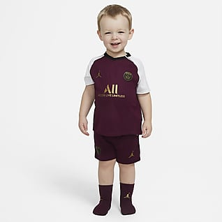 Paris Saint-Germain 2020/21 Third Baby and Toddler Football Kit