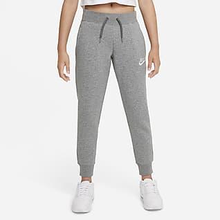 Nike Sportswear Pants para niña talla grande