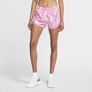 Nike Tempo Shorts de running con estampado para mujer