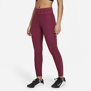 Nike Pro HyperWarm Mallas de entrenamiento para mujer