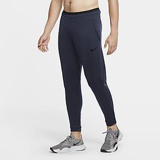 Nike Pro Pantalon en tissu Fleece pour Homme