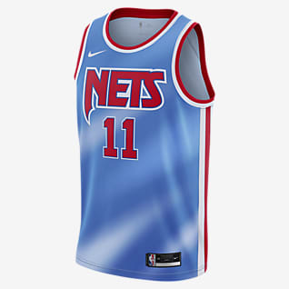 Kyrie Irving Brooklyn Nets Classic Edition 2020 Camiseta Nike de la NBA Swingman