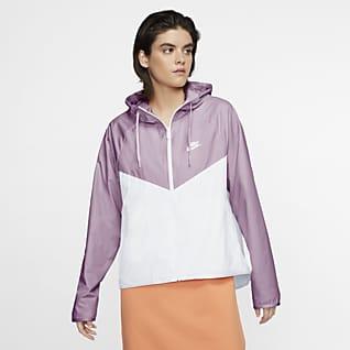 Nike Sportswear Windrunner Jacka för kvinnor