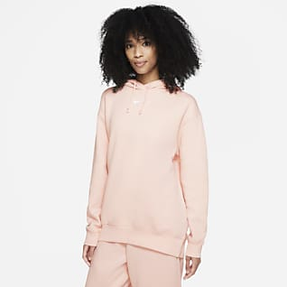 Nike Sportswear Essential Collection Dessuadora amb caputxa extragran de teixit Fleece - Dona
