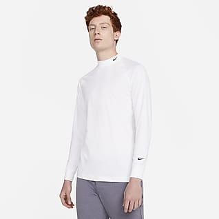 Nike Dri-FIT UV Vapor Uzun Kollu Erkek Golf Üstü