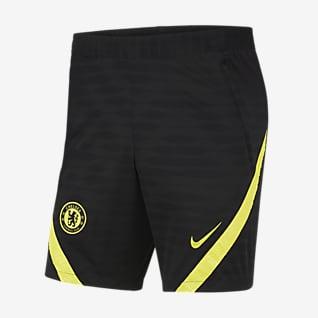 Chelsea F.C. Strike Men's Nike Dri-FIT Football Shorts